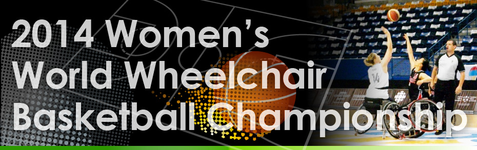 2014 Women's World Wheelchair Basketball Championship